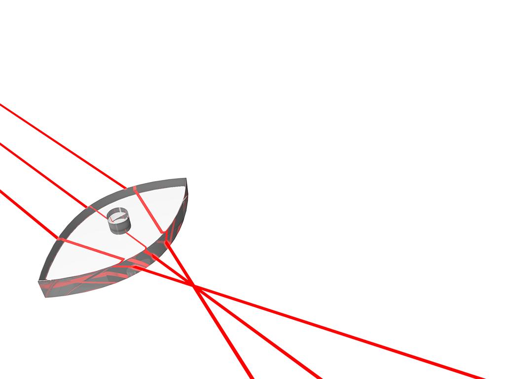 Converging Light 3D